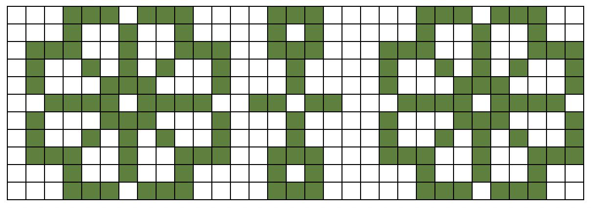 Border-Muster
