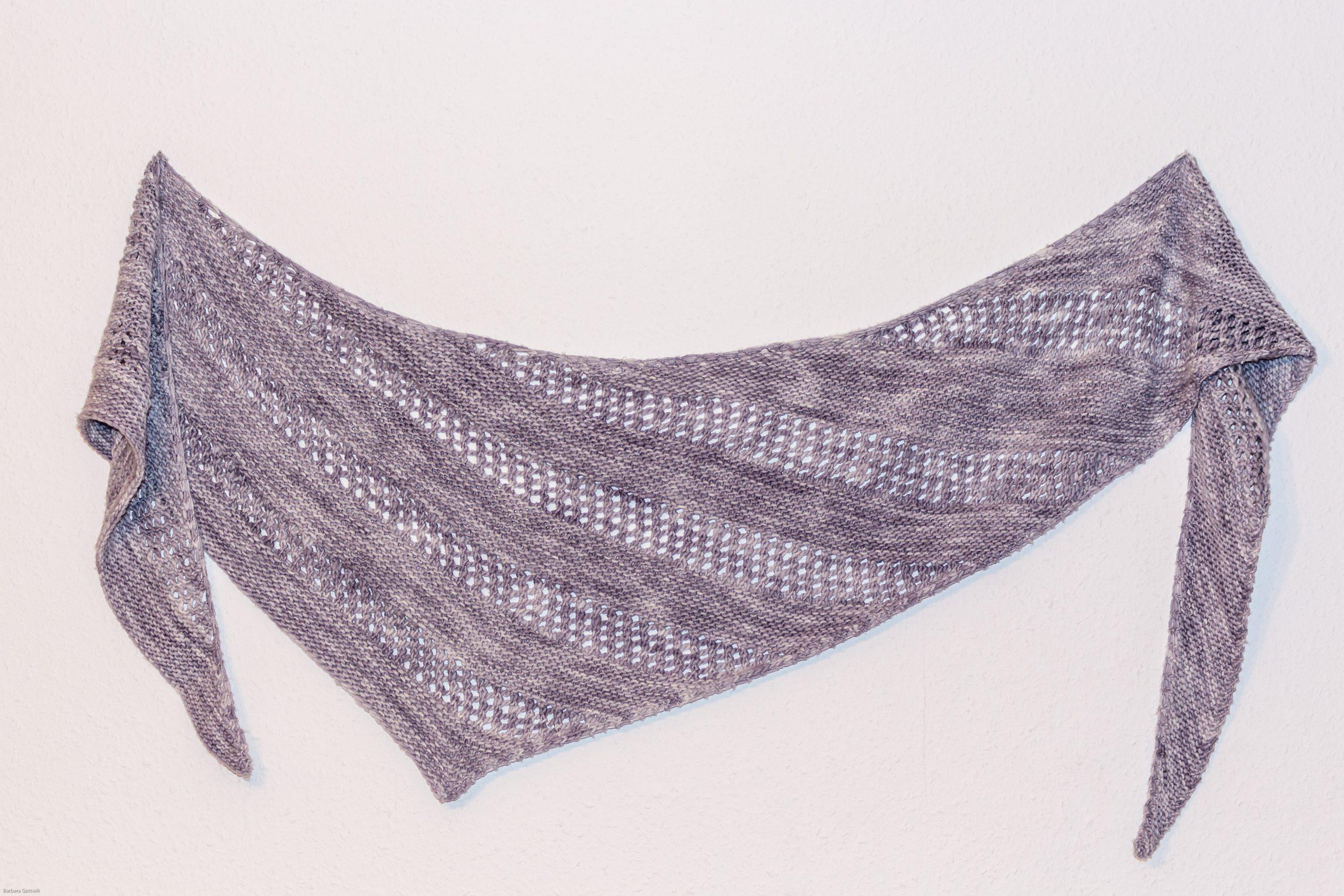 Der Tystnad-Schal
